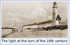 Michigan's First Lighthouse: Fort Gratiot Lighthouse